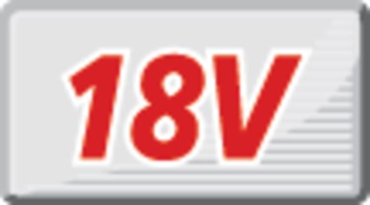 Li-Ion 18 V / 1,5 & 3,0 & 4,0 Ah