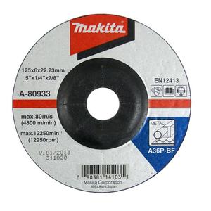 DISC ȘLEFUIRE OTEL 180X6X22.23