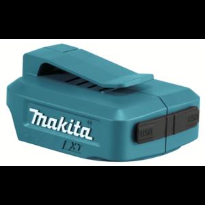 ADAPTOR  ÎNCĂRCARE USB PENTRU ACUMULATORI LI-ION LXT